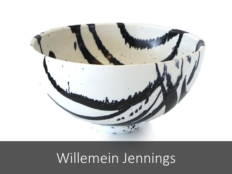 Buy and view Wilma Jennings and Willemein Jennings Ceramic Bowls